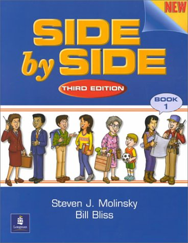 Side by Side  3rd 2001 (Student Manual, Study Guide, etc.) edition cover