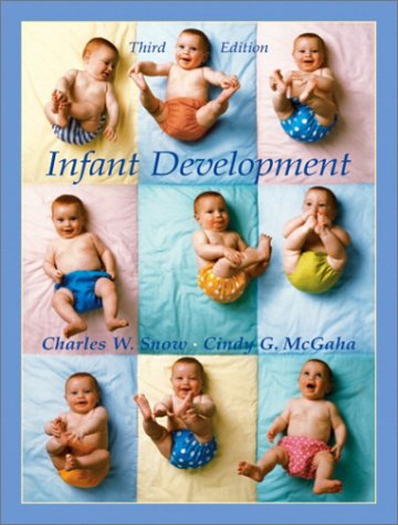 Infant Development  3rd 2003 9780130481443 Front Cover