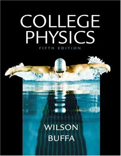 College Physics  5th 2003 edition cover