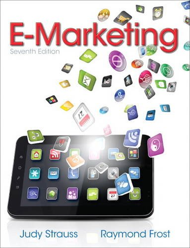 E-Marketing  7th 2014 (Revised) edition cover