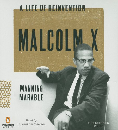Malcolm X: A Life of Reinvention  2011 edition cover