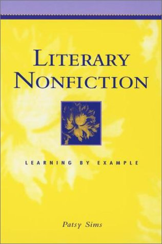 Literary Nonfiction Learning by Example  2002 9780195138443 Front Cover