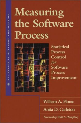 Measuring the Software Process Statistical Process Control for Software Process Improvement  1999 edition cover