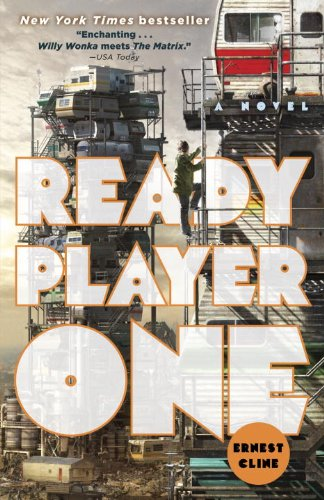 Ready Player One   2011 edition cover