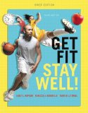 Get Fit Stay Well!  3rd 2015 edition cover
