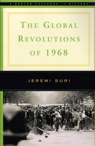 Global Revolutions Of 1968   2006 edition cover