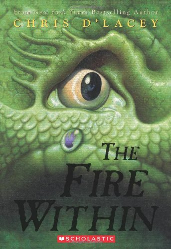 Fire Within   2005 edition cover