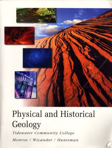 PHYSICAL+HISTORICAL GEOLOGY >C 1st edition cover