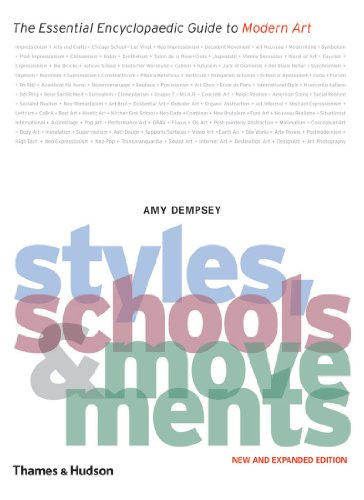 Styles, Schools and Movements The Essential Encyclopaedic Guide to Modern Art 2nd 2010 (Revised) edition cover