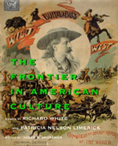 Frontier in American Culture   1994 edition cover