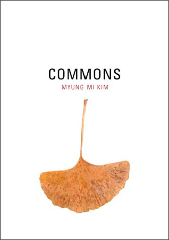 Commons   2002 edition cover