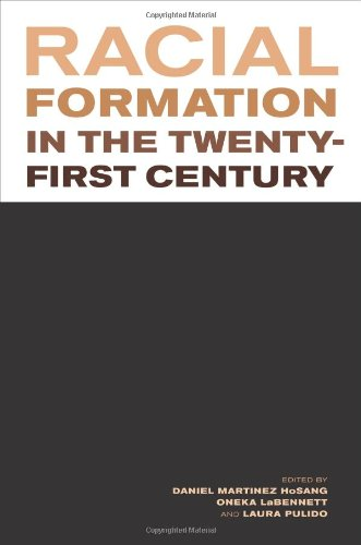 Racial Formation in the Twenty-First Century   2012 edition cover
