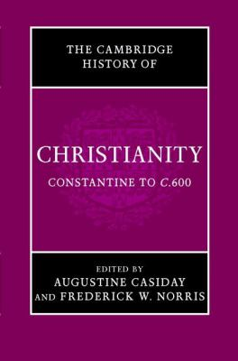 Constantine to C. 600   2007 9780521812443 Front Cover