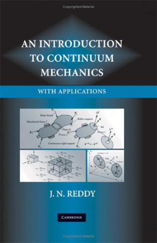Introduction to Continuum Mechanics With Applications  2007 9780521870443 Front Cover