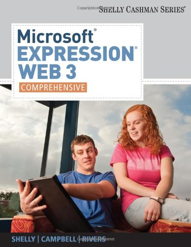 Microsoft� Expression Web 3, Comprehensive   2011 9780538474443 Front Cover