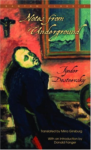 Notes from Underground   1974 edition cover