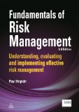 Fundamentals of Risk Management Understanding Evaluating and Implementing Effective Risk Management 3rd 2015 edition cover