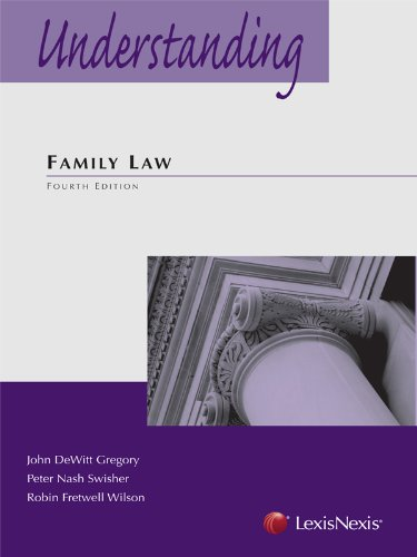 Understanding Family Law:  4th 2013 edition cover
