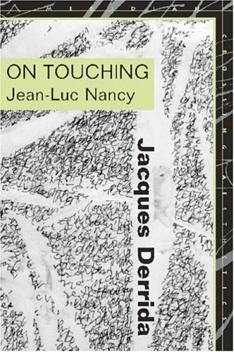 On Touching Jean-Luc Nancy  2005 edition cover