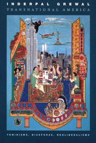 Transnational America Feminisms, Diasporas, Neoliberalisms  2005 edition cover