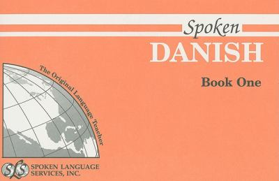Spoken Danish N/A 9780879500443 Front Cover