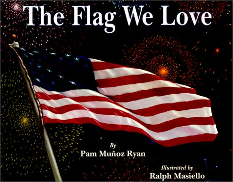 Flag We Love   1996 9780881068443 Front Cover