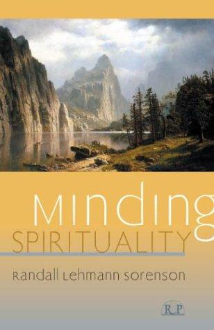 Minding Spirituality   2004 edition cover