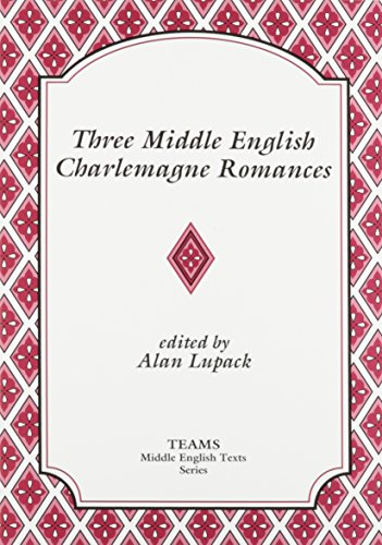 Three Middle English Charlemagne Romances   1990 edition cover