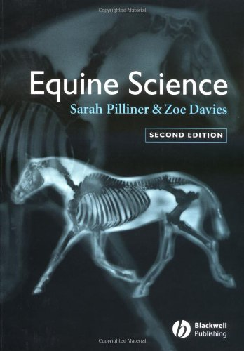 Equine Science  2nd 2004 (Revised) edition cover