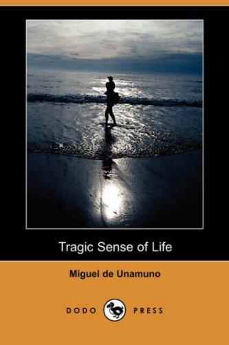 Tragic Sense of Life  N/A 9781406550443 Front Cover