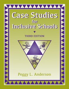 Case Studies for Inclusive Schools  3rd 2013 edition cover