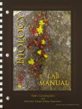 Biology Lab Manual  7th (Revised) edition cover