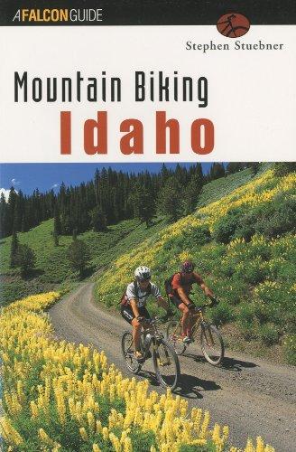 Mountain Biking Idaho  N/A 9781560447443 Front Cover