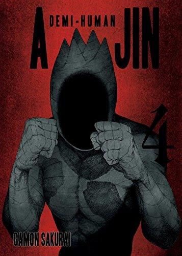 Ajin, Volume 4 Demi-Human  2015 9781941220443 Front Cover