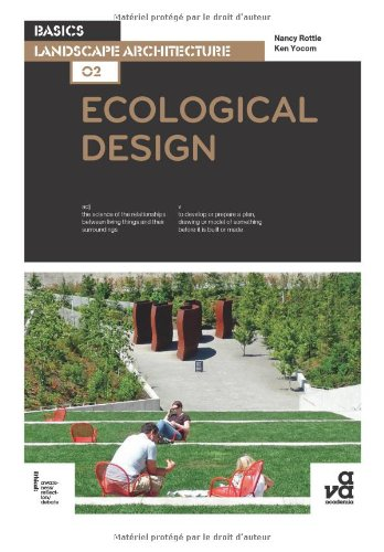 Ecological Design   2011 edition cover