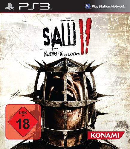 SAW 2 - Flesh and Blood PlayStation 3 artwork