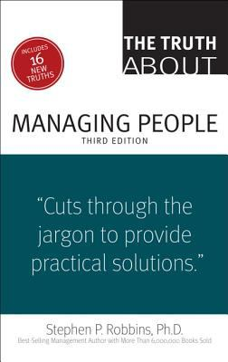 Truth about Managing People  3rd 2013 edition cover