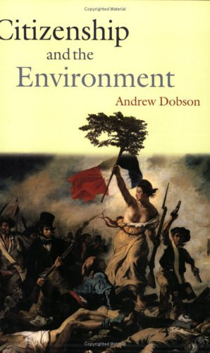 Citizenship and the Environment   2003 edition cover