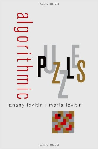 Algorithmic Puzzles   2011 9780199740444 Front Cover