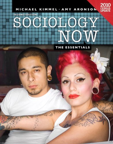 Sociology Now The Essentials Census Update, Books a la Carte Edition 2nd 2012 edition cover