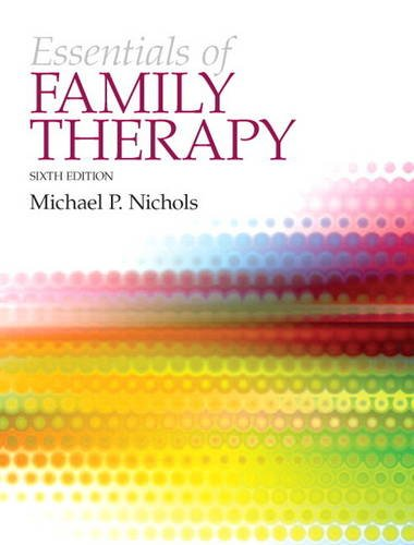 Essentials of Family Therapy  6th 2014 edition cover