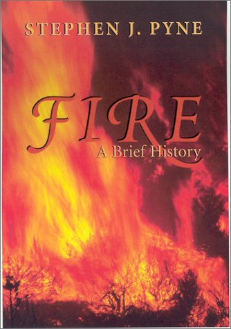Fire A Brief History  2001 edition cover