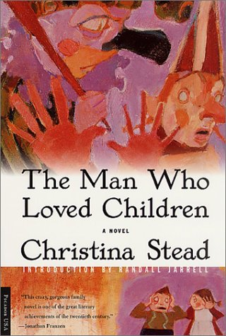 Man Who Loved Children  Revised  edition cover