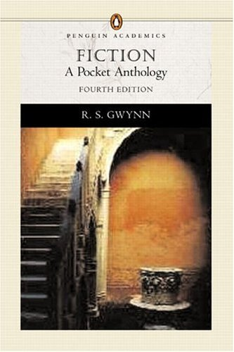 Fiction A Pocket Anthology 4th 2005 (Revised) edition cover