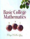 Basic College Mathematics  4th 2011 edition cover