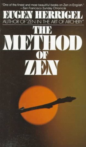 Method of Zen  N/A 9780394712444 Front Cover