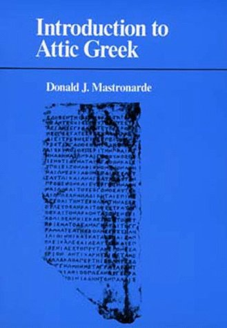 Introduction to Attic Greek   1993 edition cover