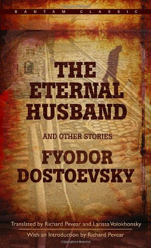 Eternal Husband and Other Stories  N/A edition cover