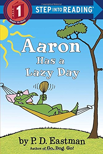 Aaron Has a Lazy Day   2015 9780553508444 Front Cover