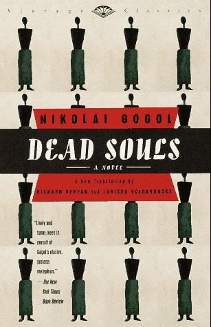 Dead Souls A Novel N/A edition cover